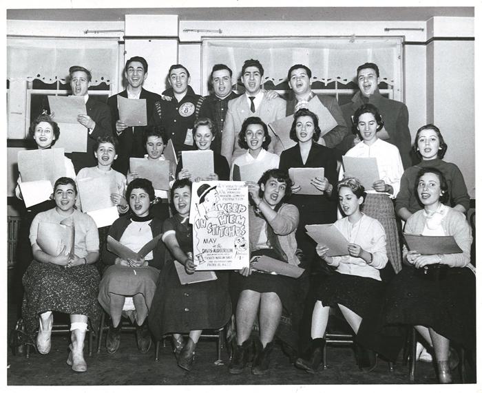 1947 – 1956